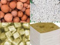 Run-to-waste Systeme mit inerten Substraten